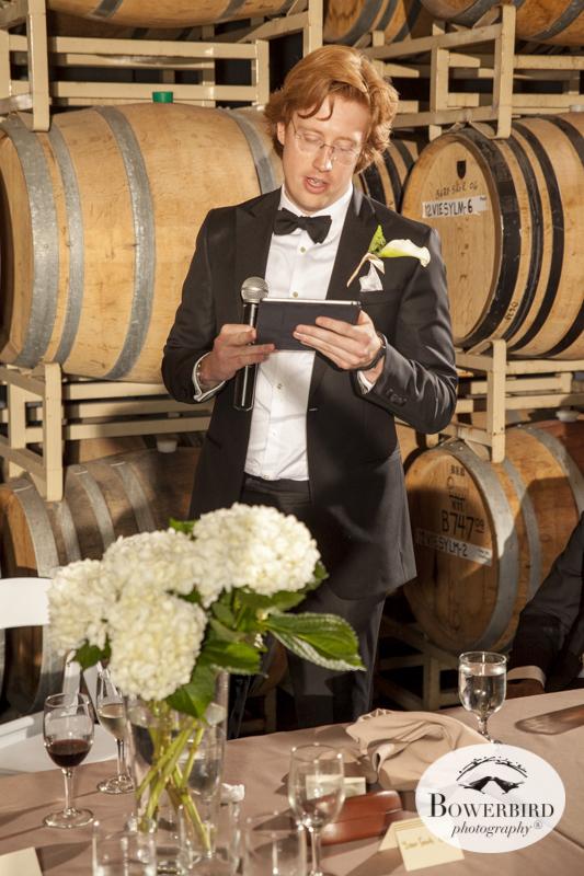 Treasure Island Wedding Photography at The Winery SF. © Bowerbird Photography 2014