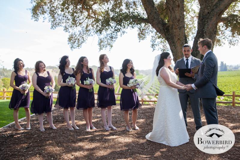 Healdsburg Country Gardens Wedding Photography.© Bowerbird Photography 2014