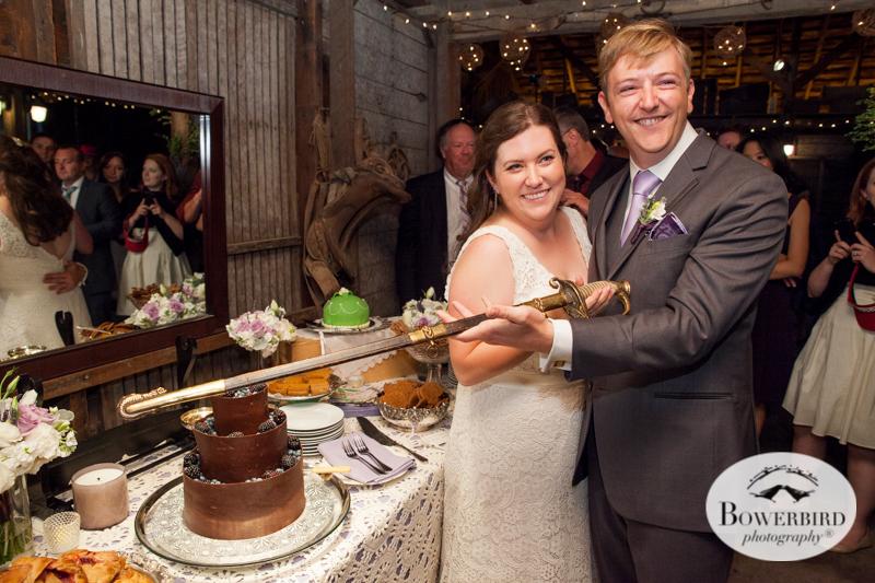 Healdsburg Country Gardens Wedding Photography.  © Bowerbird Photography 2014