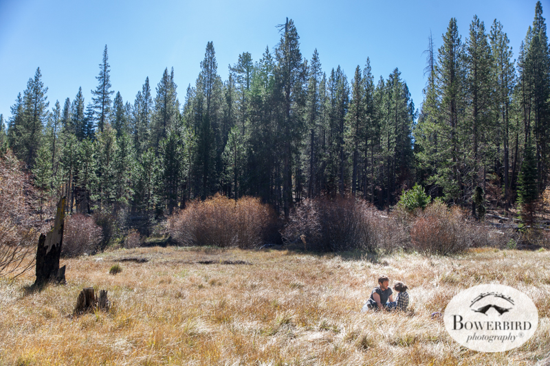 Lake Tahoe Engagement Photo Session. © Bowerbird Photography 2014