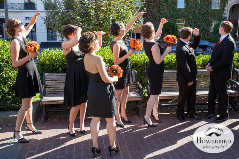 Wedding Photography at the InterContinental Mark Hopkins San Francisco. © Bowerbird Photography 2014