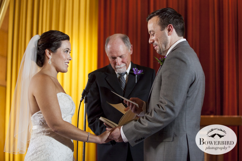 San Francisco Wedding Photography at Fort Mason Chapel. © Bowerbird Photography 2014