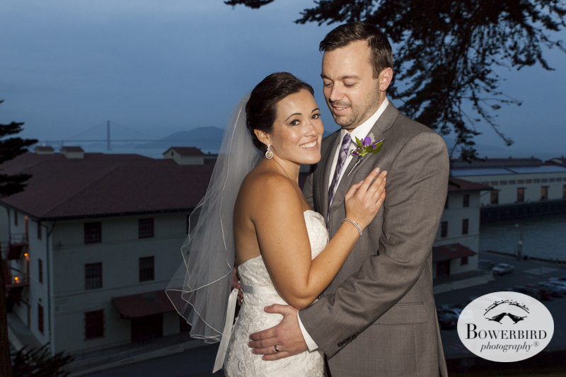 San Francisco Wedding Photography at Fort Mason. © Bowerbird Photography 2014