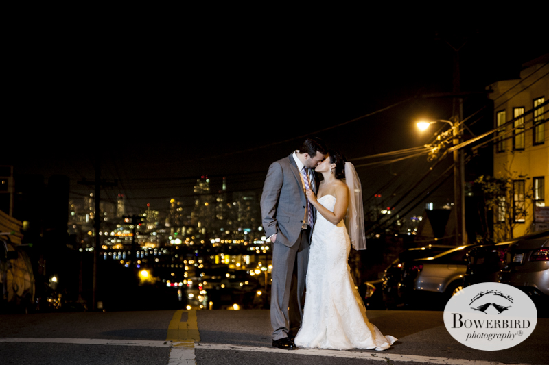 San Francisco Wedding Photography at Potrero Hill Neighborhood House. © Bowerbird Photography 2014