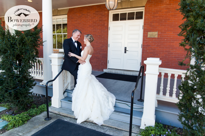Inn at the Presidio. San Francisco Wedding Photography at the SF Film Centre. © Bowerbird Photography 2015