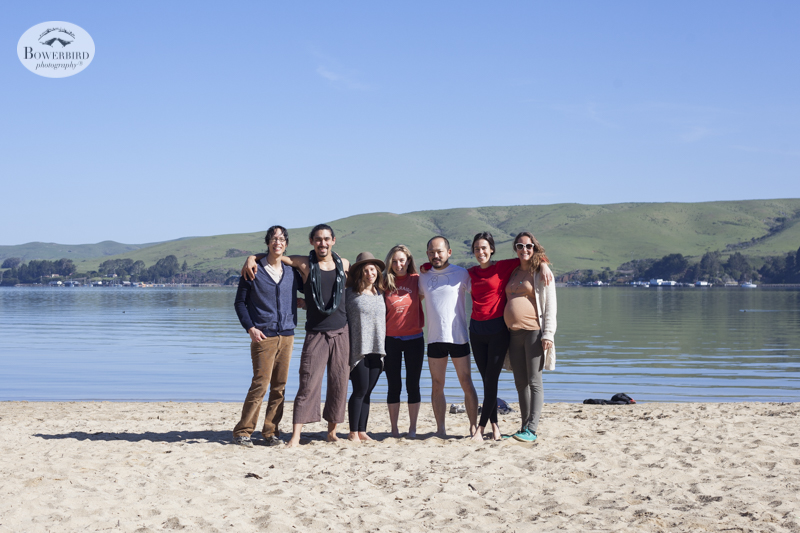 Weekend Retreat in Inverness, CA. Tomales Bay State Park. © Bowerbird Photography 2015