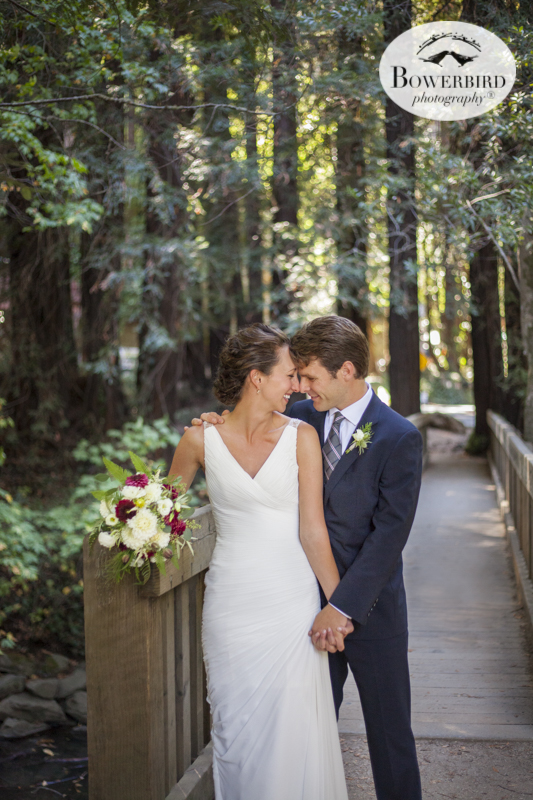 Mill Valley Wedding Photography, Old Mill Park, Outdoor Art Club. © Bowerbird Photography 2015