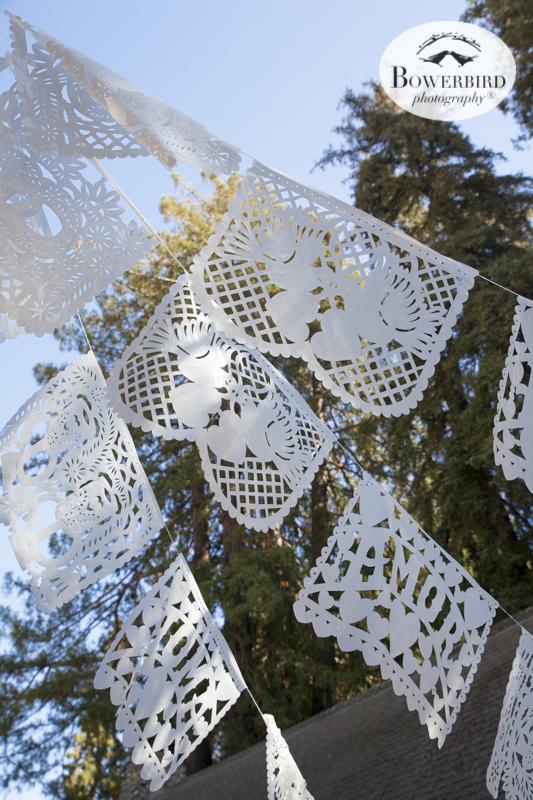 Wedding Cutout Flags. © Bowerbird Photography 2015