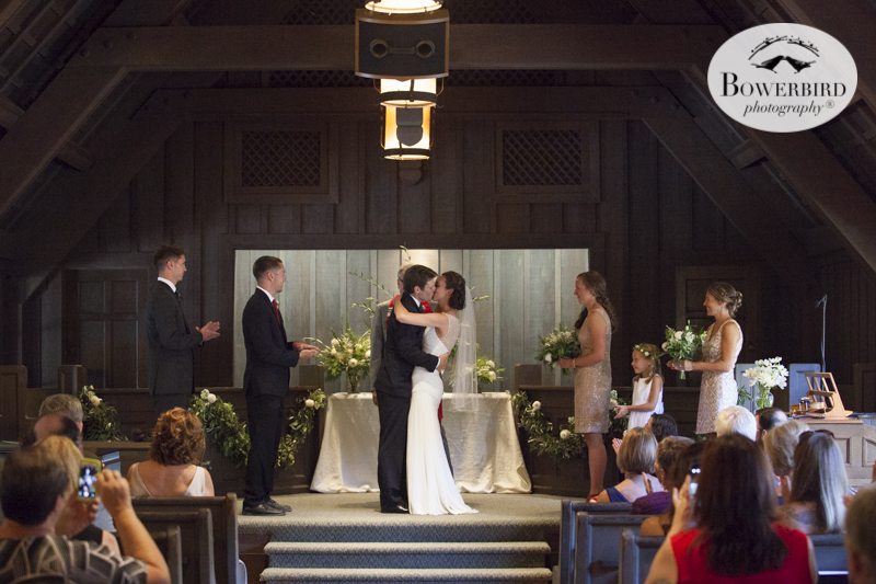 Community Church of Mill Valley Wedding. © Bowerbird Photography 2015