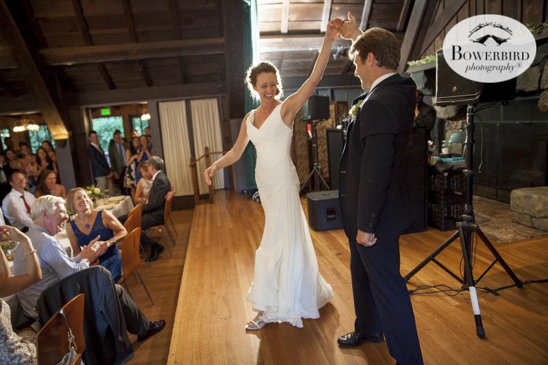 Outdoor Art Club Wedding in Mill Valley. © Bowerbird Photography 2015