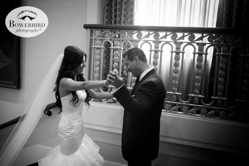 San Francisco Wedding Photography at the Westin St. Francis. © Bowerbird Photography 2015