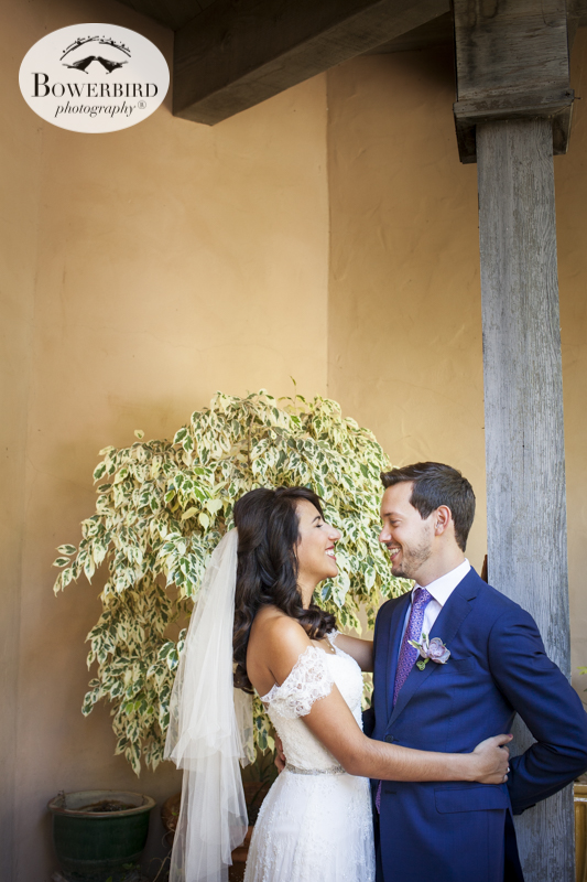Santa Barbara Destination Wedding at Villa Verano. © Bowerbird Photography 2015