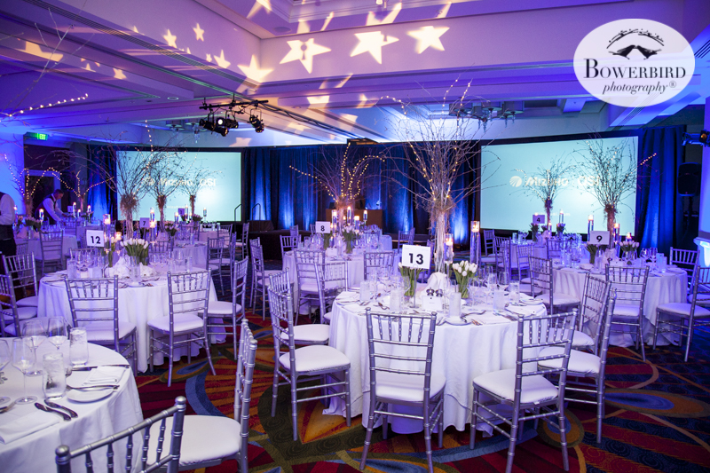 Corporate Event at the JW Marriott San Francisco Union Square. © Bowerbird Photography 2016