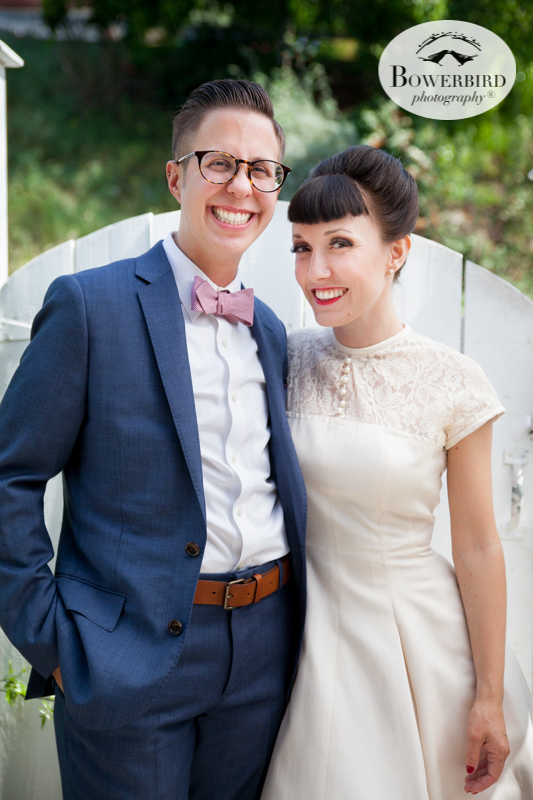 Queer Los Angeles Destination Wedding Photography.  © Bowerbird Photography 2016