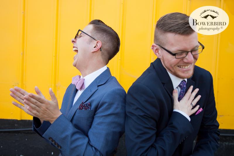 Los Angeles Destination Wedding Photography. Family photos before the wedding ceremony. © Bowerbird Photography 2016