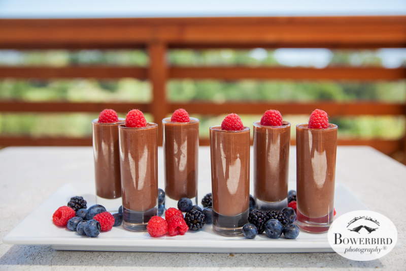 Chocolate mousse. Bay Area food photographer.© Bowerbird Photography 2016