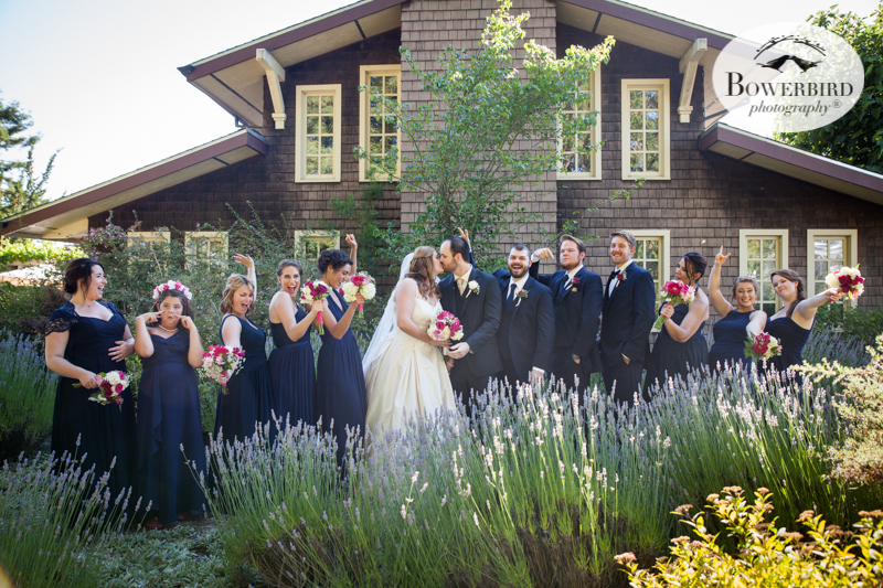 DeLoach Vineyards. Sonoma Wedding Photographer. © Bowerbird Photography 2016
