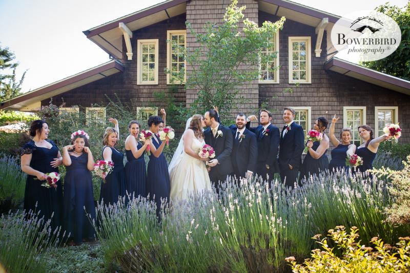 DeLoach Vineyards. Sonoma Wedding Photographer. © Bowerbird Photography 2016