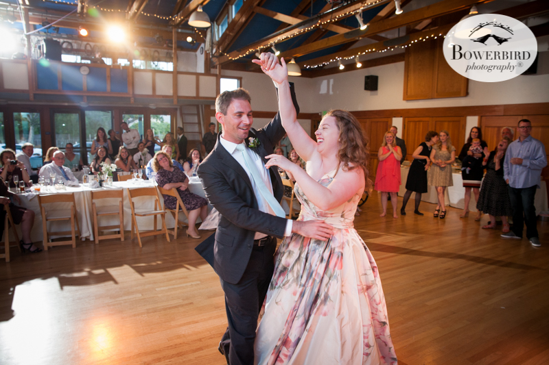Pt. Reyes Dance Palace Wedding Photographers. © Bowerbird Photography 2016