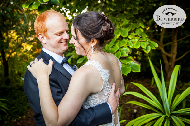 Genuine, unabashed joy! SF Botanical Garden wedding photos. © Bowerbird Photography 2016