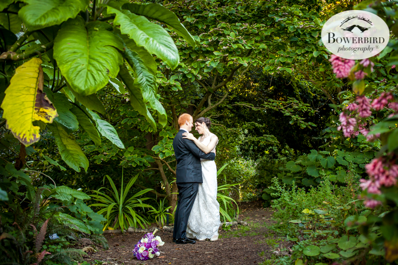 Perfection! SF Botanical Garden wedding photos. © Bowerbird Photography 2016