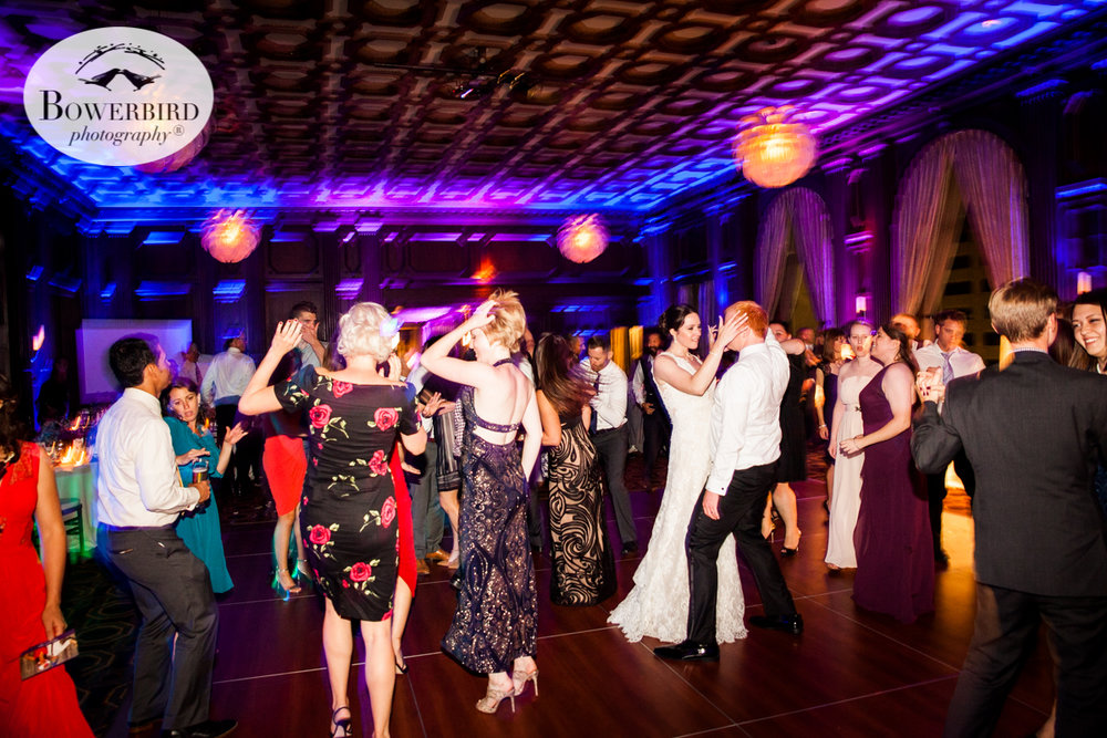 When you love dancing and are dancing for love! At the Julia Morgan Ballroom. © Bowerbird Photography 2016