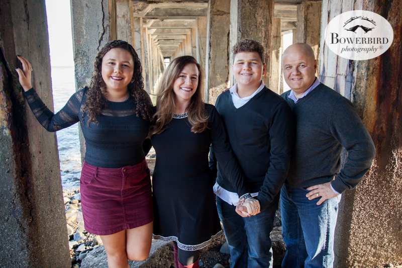 Holiday Family Photo Session at Cavallo Point, Sausalito