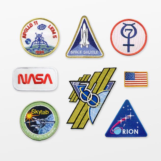 5 Nasa patches.jpg