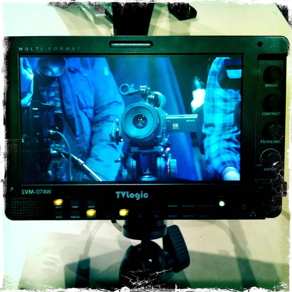 Sony F3 through the eyes of a Sony FS100.