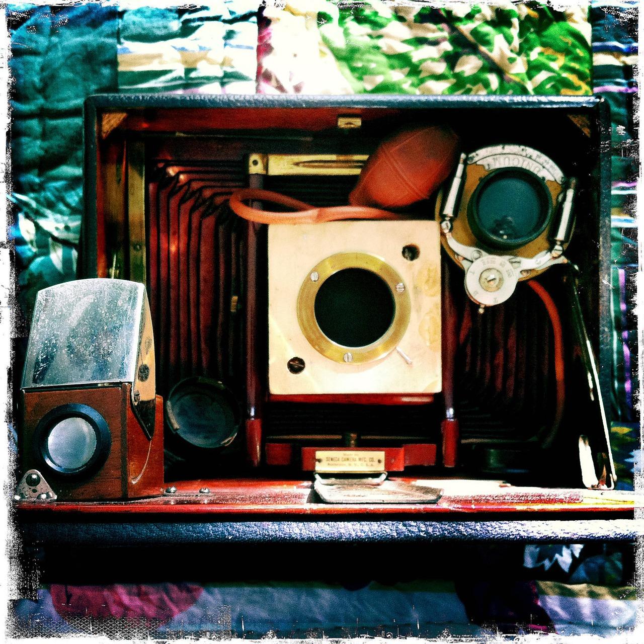 My Grandfathers Camera.