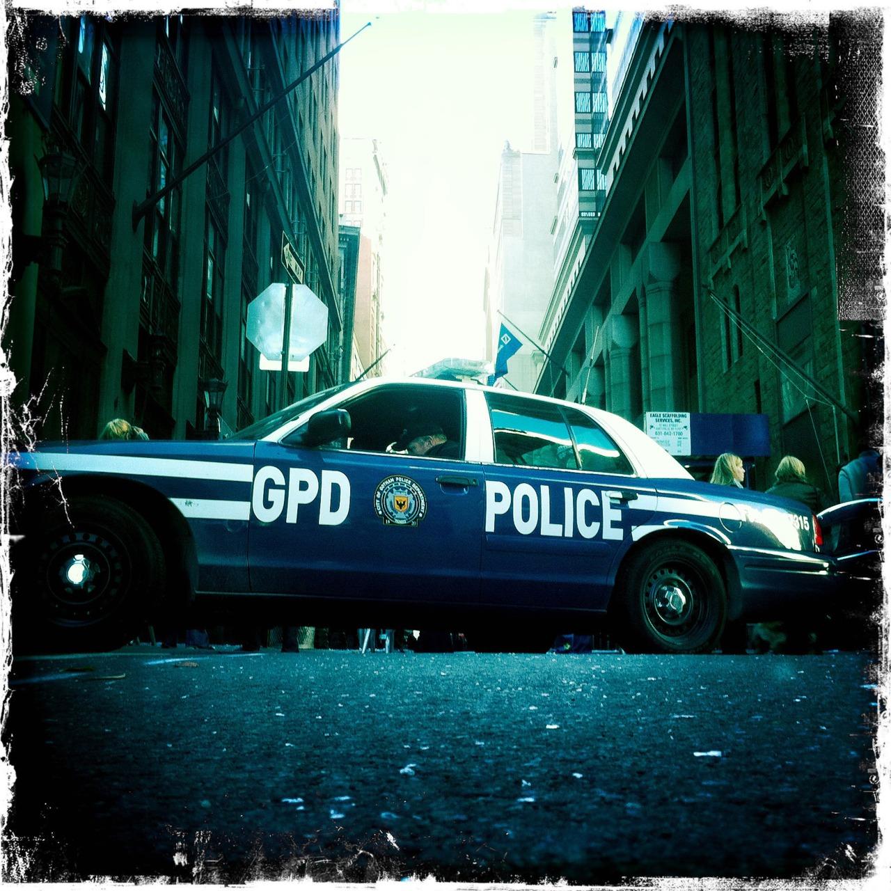 Gotham City Po Po.