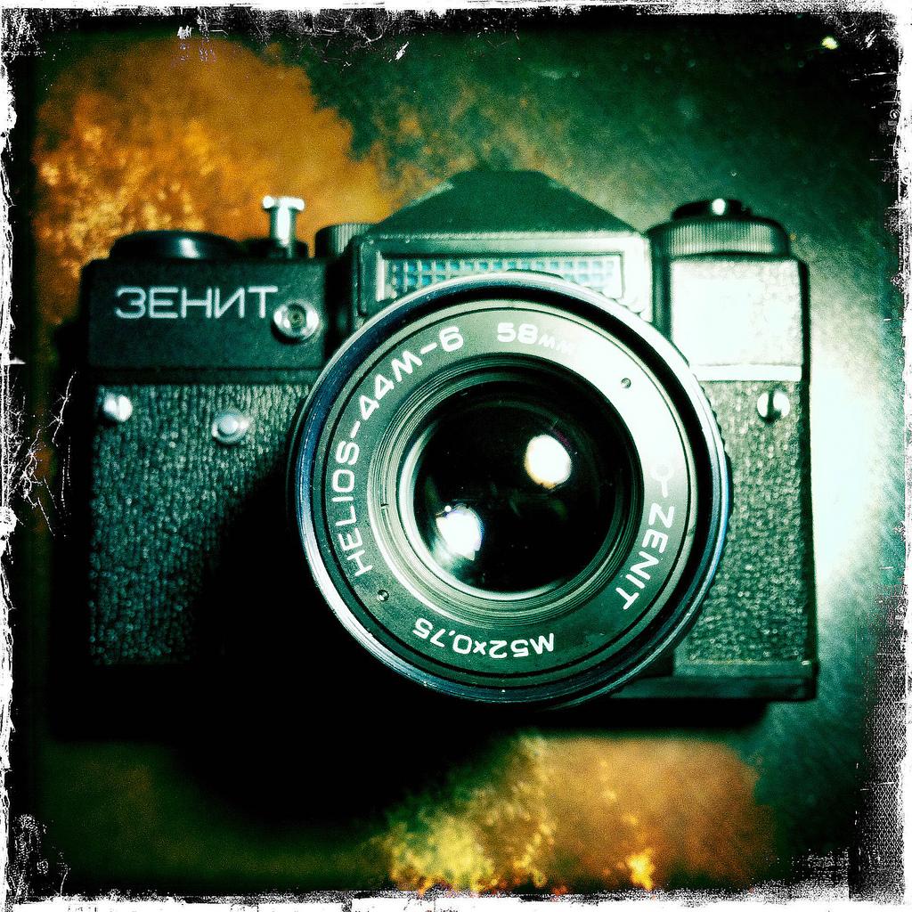 My Zenit. I like.