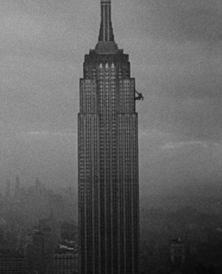 oldhollywood: King Kong (1933, dir. Merian C. Cooper & Ernest B. Schoedsack)