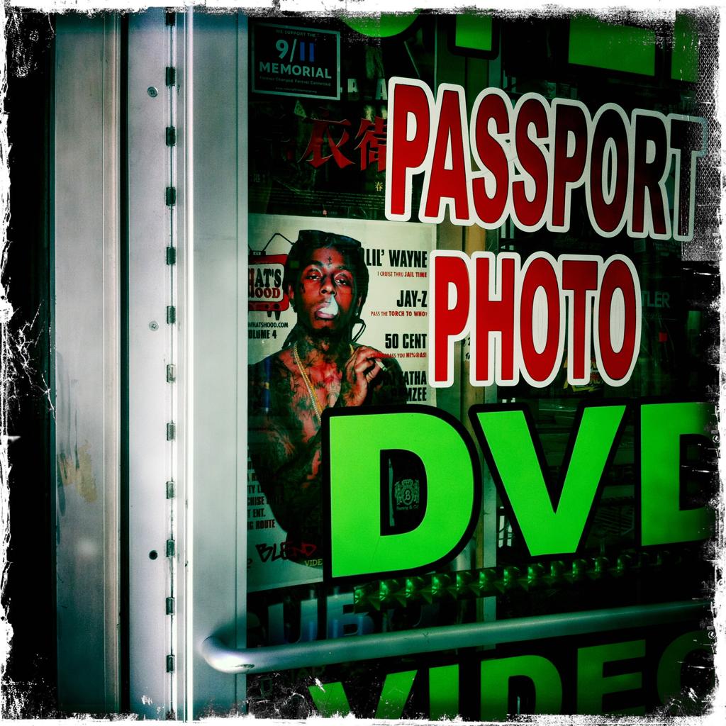 Passport Photo.
