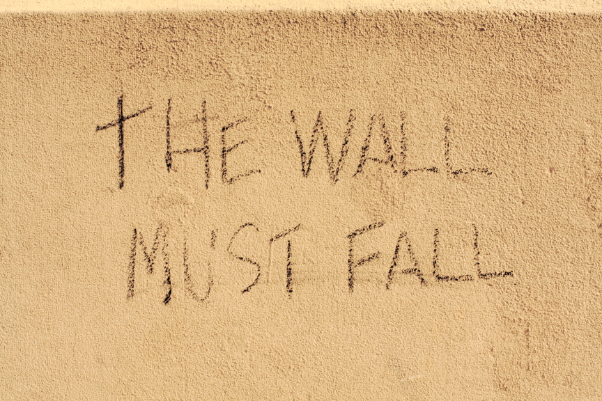 The Wall Must Fall