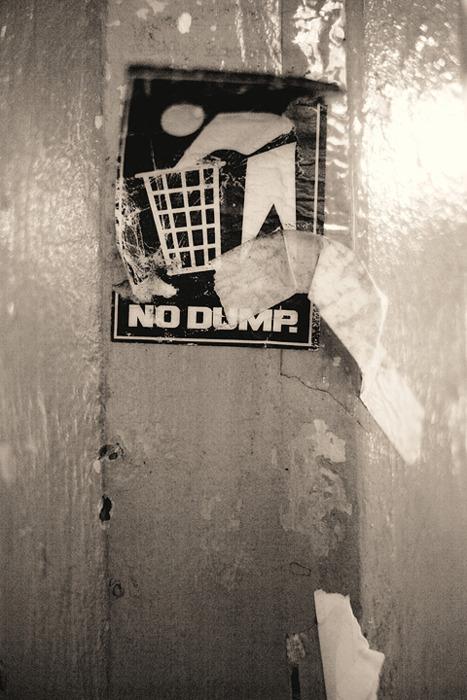 No Dump.