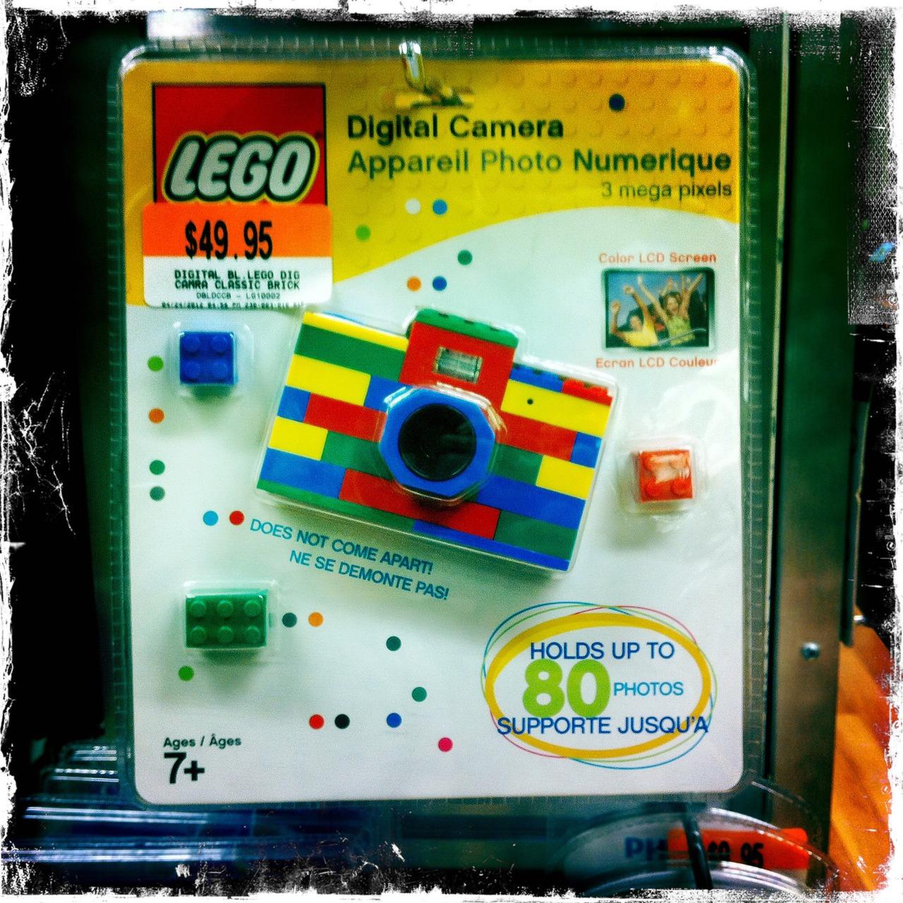 Lego Cam.