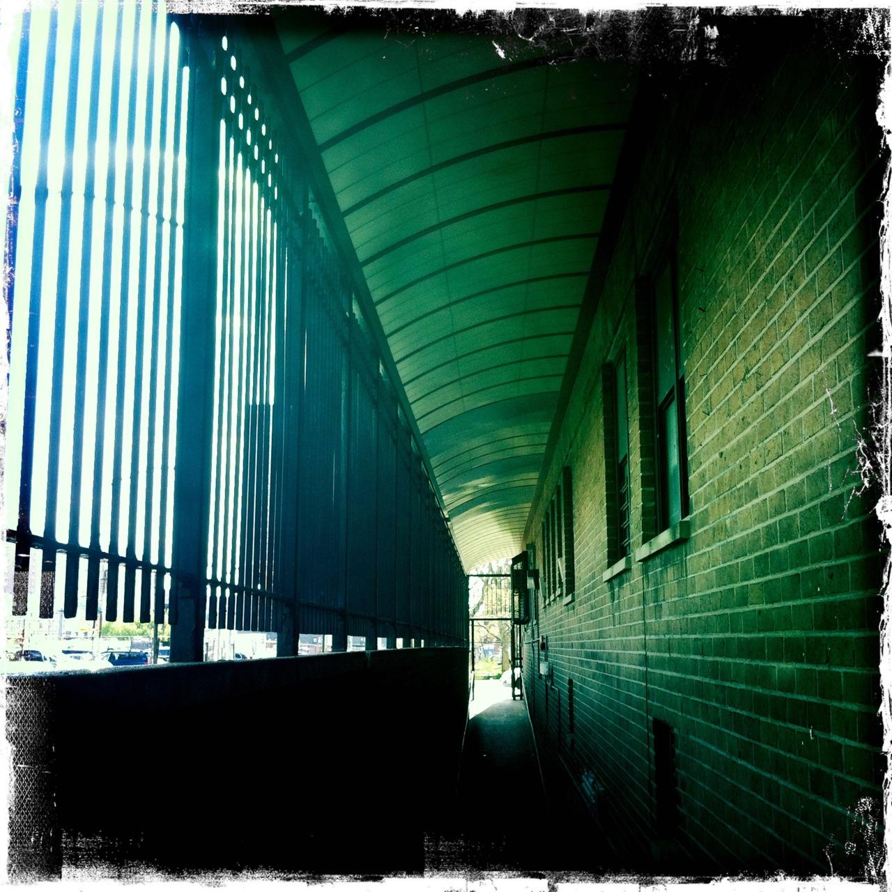 Walkway.