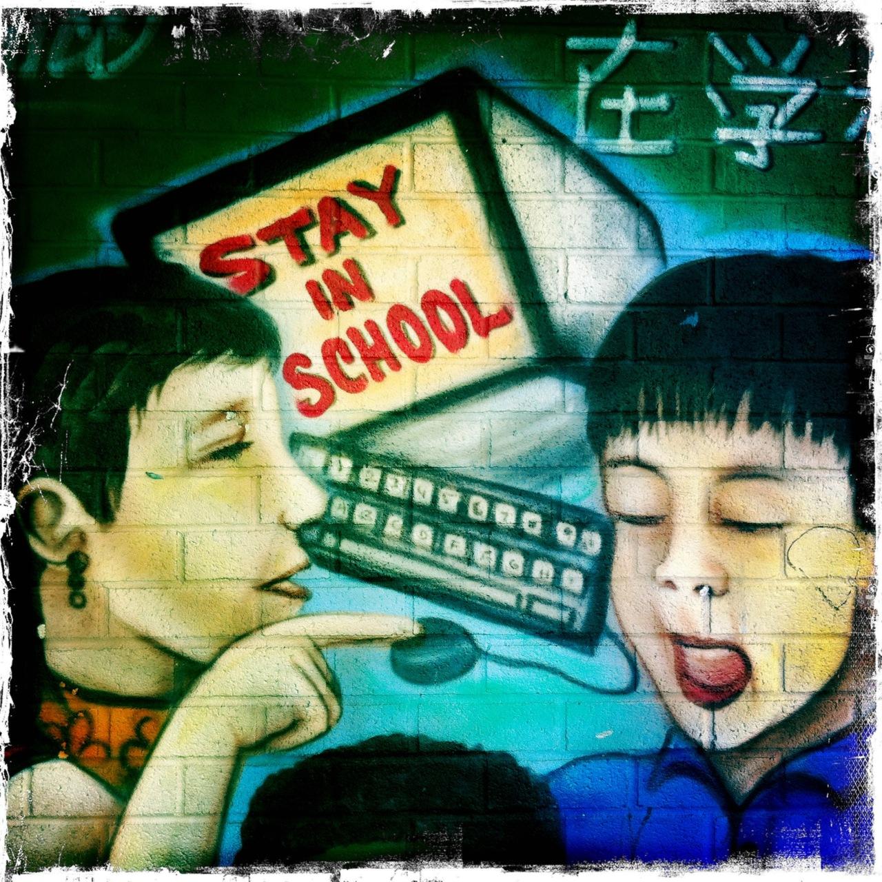 Stay In School.