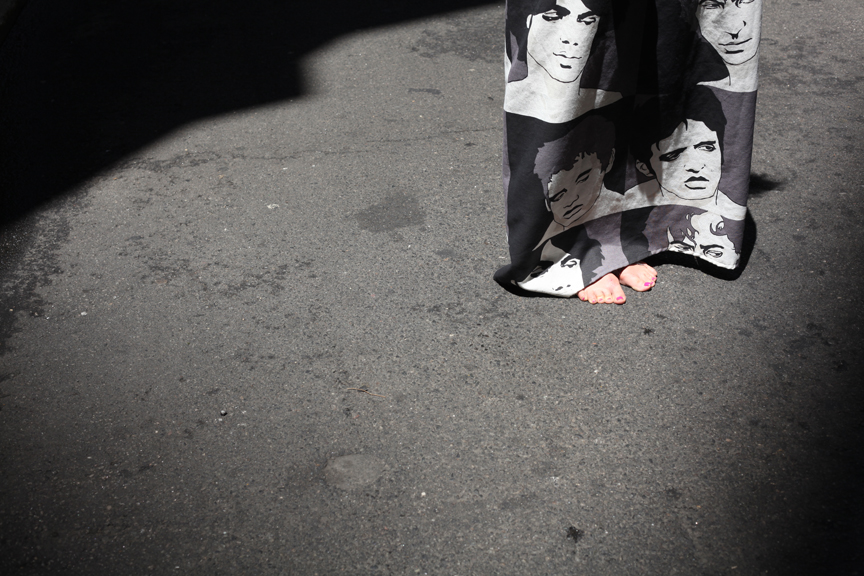 Viks Feet.