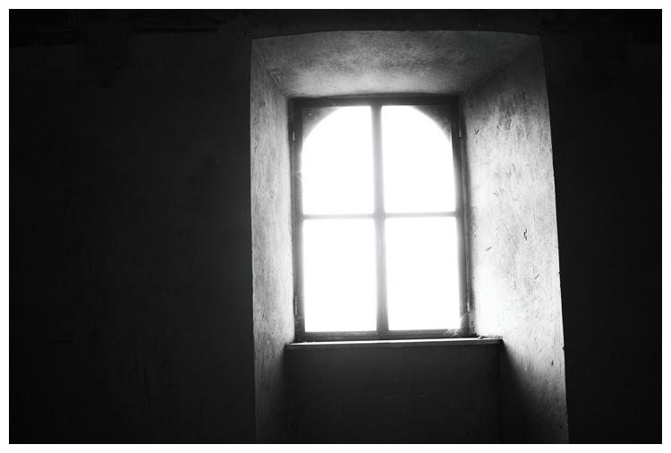 Window. Savelli-Torlonia Castle.