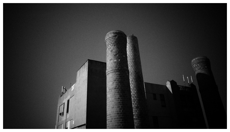 Factory. Brooklyn. 2009
