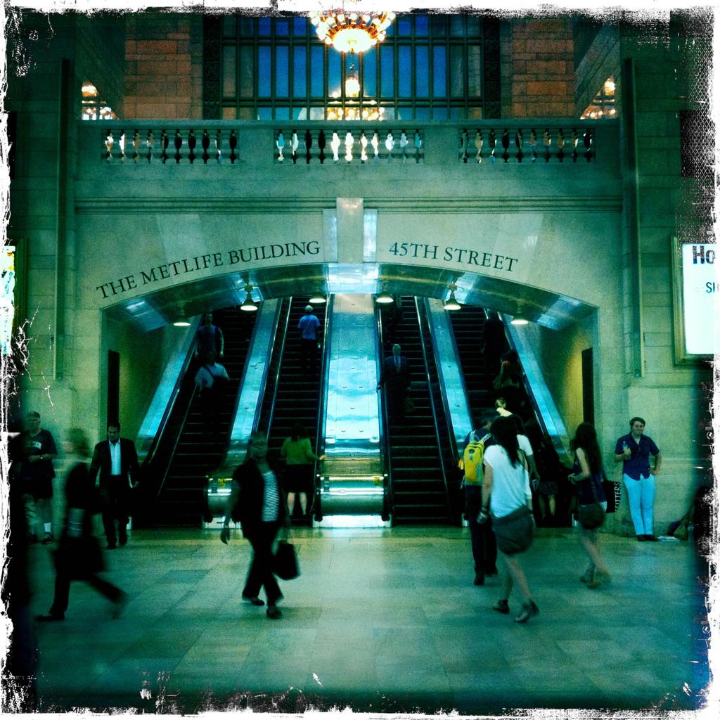 Grand Central 3:32pm