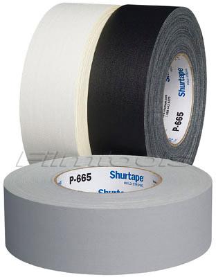 """2"""" Shurtape Gaffer Tape (black)  $19.85  All-purpose"""