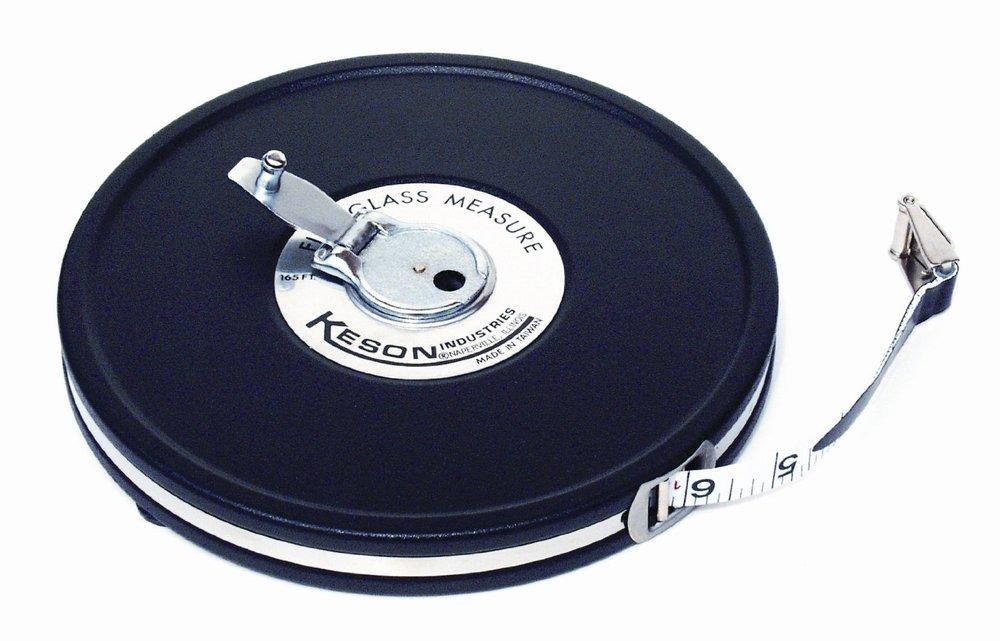 Keson 100' Fiberglass Measuring Tape  $21.99