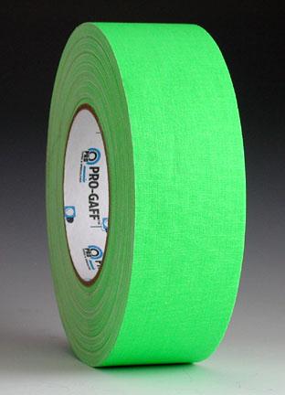 "Pro-Gaff 2"" Fluorescent Gaffer Tape  $22.25"