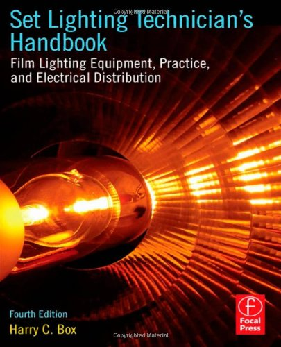 Set Lighting Technician's Handbook  $37.46