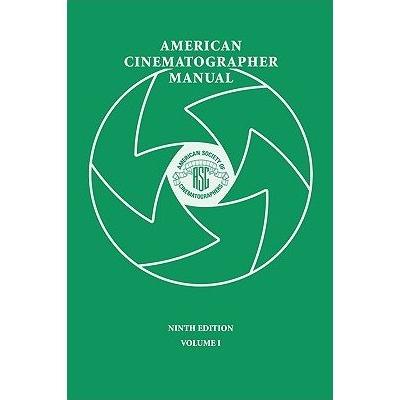 American Cinematographer Manual 9th Ed. Vol. I  $49.95