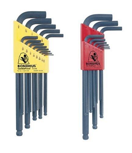 Bondhus L-Wrench Double Pack  $15.78