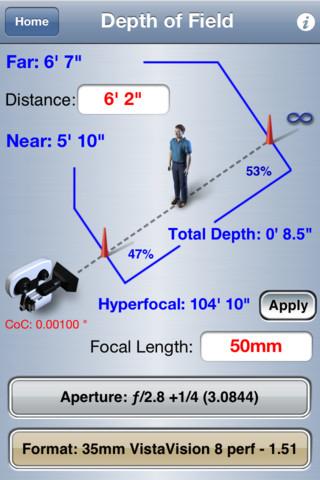 pCAM Film+Digital Calculator  $29.99